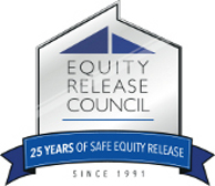 This is the Equity Release Council logo which Acclaimed Mortgage Consultancy are an active part of