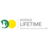 Hodge Lifetime logo who help provide Acclaimed Mortgage Consultancy and their equity release products