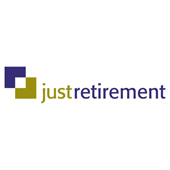 Just Retirement logo who help provide Acclaimed Mortgage Consultancy and their equity release products